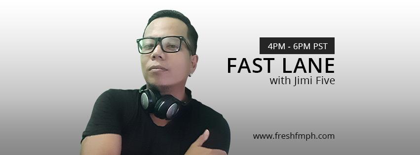 FReSH FM - Fast Lane with Jimi Five