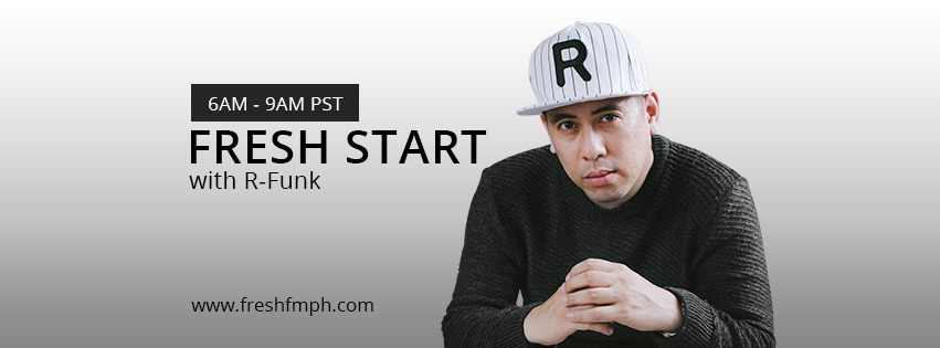 FReSH FM - Fresh Start with R-Funk