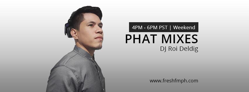 FReSH FM - Phat Mixes with Roi Deldig