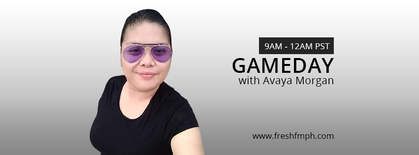 FReSH FM Philippines - Gameday with Avaya Morgan