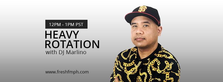 FReSH FM Philippines - Heavy Rotation with DJ Marlino