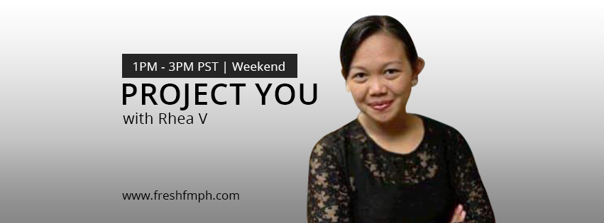 FReSH FM - Project You with Rhea V